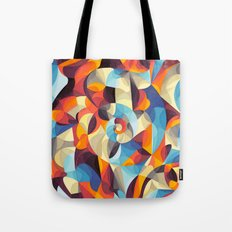 Color Power Tote Bag