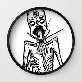 Spectre Wall Clock