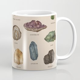 Gems and Minerals Coffee Mug
