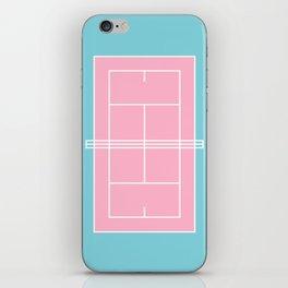 Court / Tennis iPhone Skin
