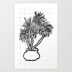 potential tree Art Print