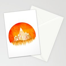 Summer XXV Stationery Cards