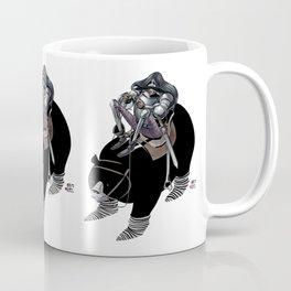 Numero 7 -Cosi che cavalcano Cose - Things that ride Things- Coffee Mug