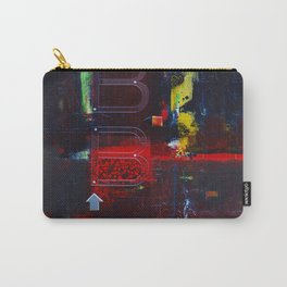 At The Bar And Bistro 3 by Kathy Morton Stanion Carry-All Pouch