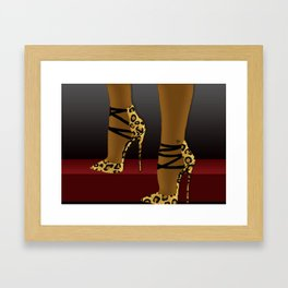 Strut Framed Art Print