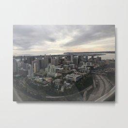 San Diego Avion Metal Print