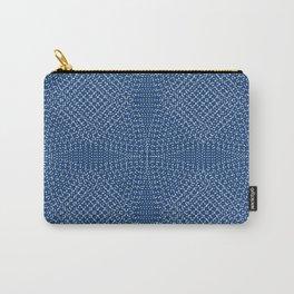Komon circular pattern Carry-All Pouch