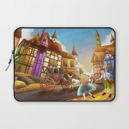 The Bavarian Village Laptop Sleeve