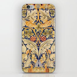 "William Morris ""Acanthus and vine"" 1. iPhone Skin"