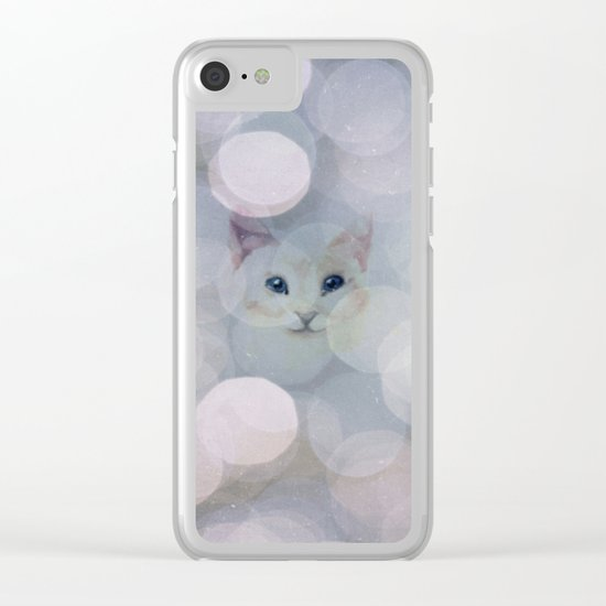 Gali Clear iPhone Case