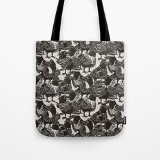 Murder Weapons Tote Bag