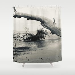 Erosion - Weathered Endless Beauty Shower Curtain