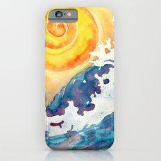 Ocean Wave Slim Case iPhone 6