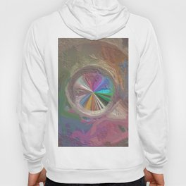 Abstract Mandala 348 Hoody