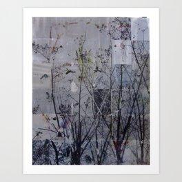 Tree Series 2 Art Print