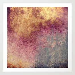 Abstract XIX Art Print