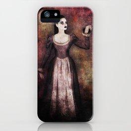La Llorona iPhone Case