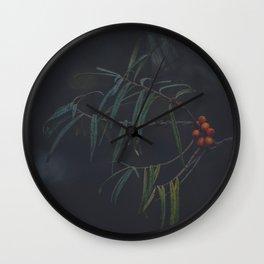 Fruits of Autumn 2 Wall Clock