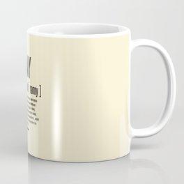 Nanny Definition Grandma Mothers Day Gifts Women  Coffee Mug