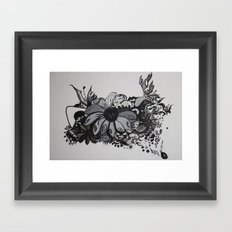 El Pez Framed Art Print