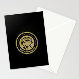 Chibi Kimi Raikkonen - Lotus F1 Team Stationery Cards