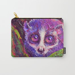 Slow Loris Carry-All Pouch