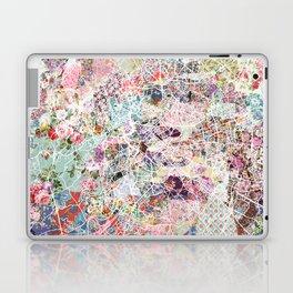 Rome map Laptop & iPad Skin