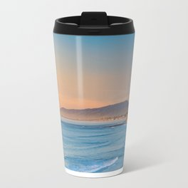 South Carlsbad beach Travel Mug
