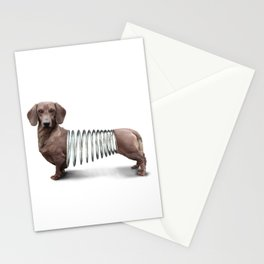 Slinky Dog Stationery Cards