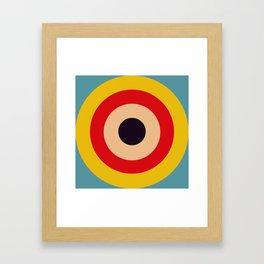 Cubagua Framed Art Print