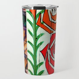 A Rose Is A Rose Is... Travel Mug