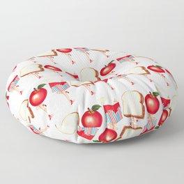 Lunch Ladies Pin-Ups Floor Pillow