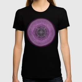 Envisioning on Black Background T-shirt