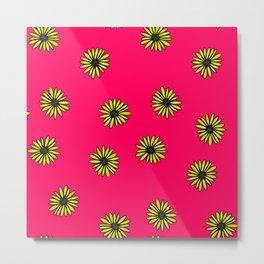 Sunnies, but Pink Metal Print