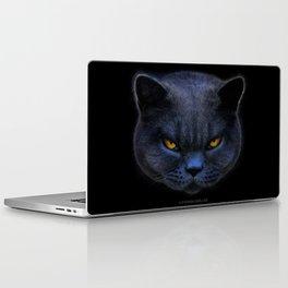 Cross Cat! Laptop & iPad Skin