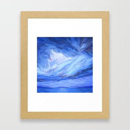 Clouds #8 Framed Art Print