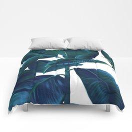 Luna Leaves Comforters