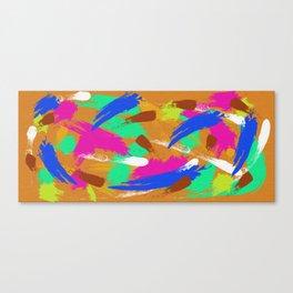 Terracotta Emotions #1 Canvas Print