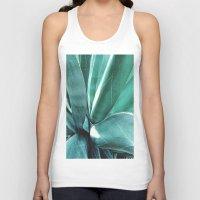 cactus Tank Tops featuring Cactus by Alexandra Str