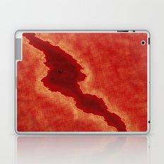 Red Eye Crack Laptop & iPad Skin