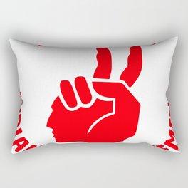 American Rectangular Pillow