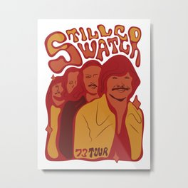 Stillwater 73 Metal Print
