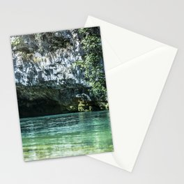 Grotte di Oliero Stationery Cards