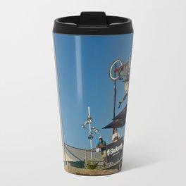 Backflip no-hands! Travel Mug