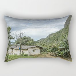 hovel Rectangular Pillow