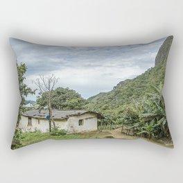 hovel Rectangular Pillow