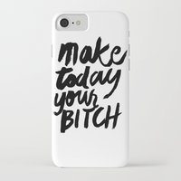 motivation iPhone & iPod Cases featuring Motivation by Motivational