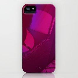 She is full of secrets iPhone Case