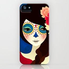 Muertita ~ Candy iPhone Case