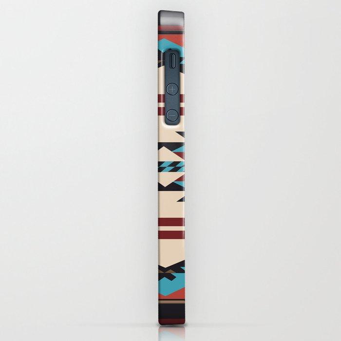 American Native Pattern No. 67 iPhone Case